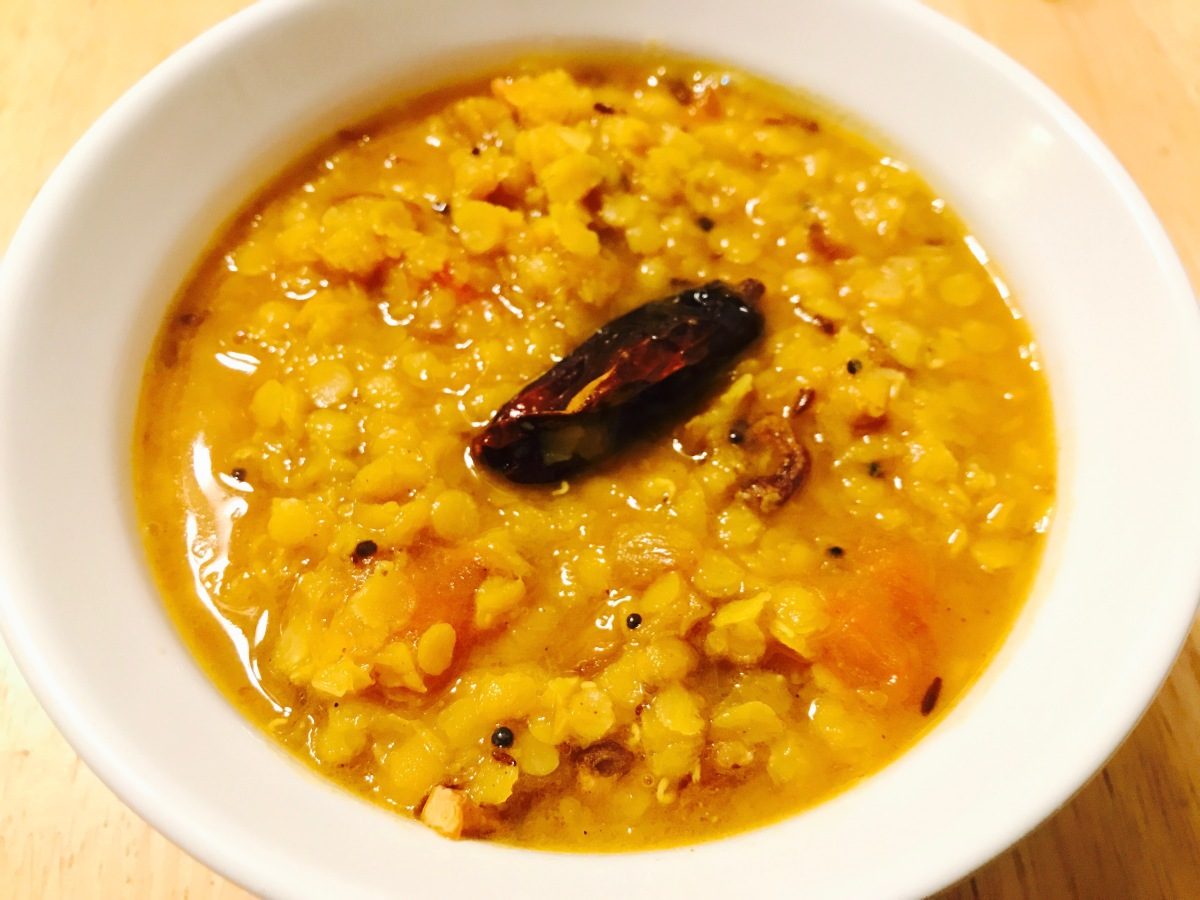 Red Lentil Masoor Dal Pakistani Indian Recipe – GratifyCooking.com